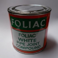 Rocol Foliac white pipe joint compound 400g